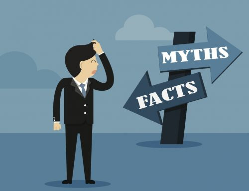 5 JOB HUNTING MYTHS YOU SHOULD STOP BELIEVING